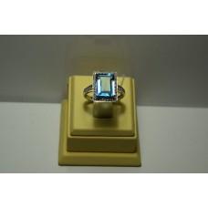 Золотое кольцо с бриллиантами 154(960)