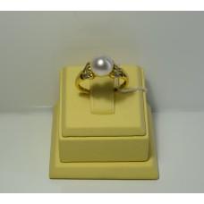 Золотое кольцо с бриллиантами 017 (350)