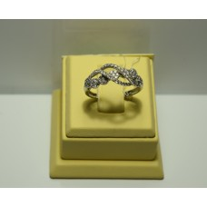 Золотое кольцо с бриллиантами 050(1200)