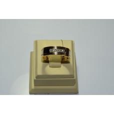 Золотое обручальное кольцо 51123 м