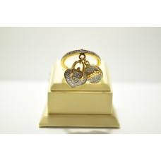 Кольцо из желтого золота ROSATO-25