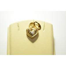 Золотая подвеска с бриллиантами ROSATO-26