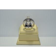 Золотое кольцо с бриллиантами ROSATO-28