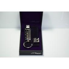 Подарки S.T. DUPONT Кольцо для ключей с флешкой 5678