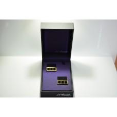Подарки S.T. DUPONT Запонки «Портобелло» 5066