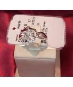 Золотое кольцо с бриллиантами R0234